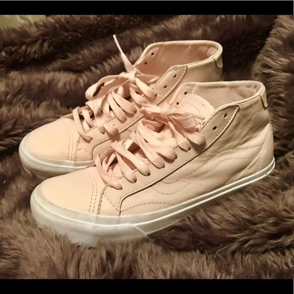 Vans Shoes | Pastel Pink Vans Sk8 High